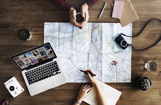 De top 5 vakantiebestemmingen met de auto voor 2017