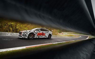 De nieuwe Jaguar XE, de sterkste Jaguar ooit