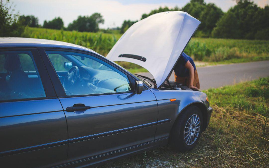 Pech met de auto? Maak gebruik van pechhulp onderweg!